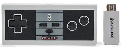 Retro8 Wireless Pro Controller for NES Classic
