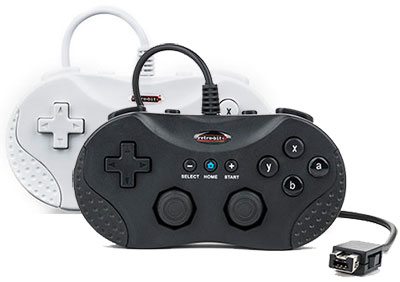 Retro8 Wired Classic Controller for NES Classic